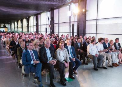 Arquería de Nuevos Ministerios concurso de arquitectura