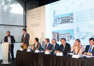 Primer Premio Grajal de Campos Iparraguirre y Oronoz