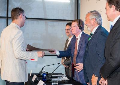 Primer Premio Vejer Juan Moya