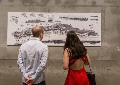 Exposición Nueva Arquitectura Tradicional