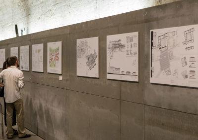 Exposición Nuevos Minisiterios Arquitectura
