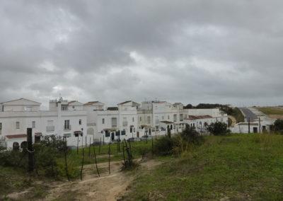 Propuesta Vejer Manuel de Falla - Southern end Manuel de Falla Street