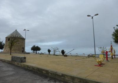 Entorno degradado del Molino Marquez-Marquez windmill Area