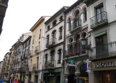 2 calle Mayor-Mayor street Jaca