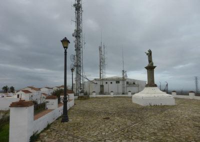 Mirador El Santo-El Santo viewpoint platform