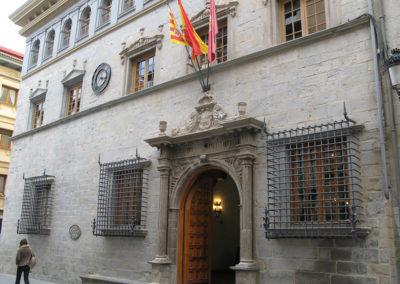 Ayuntamiento de Jaca-Town Hall