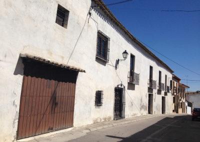 Concurso de Arquitectura Tradicional Borox
