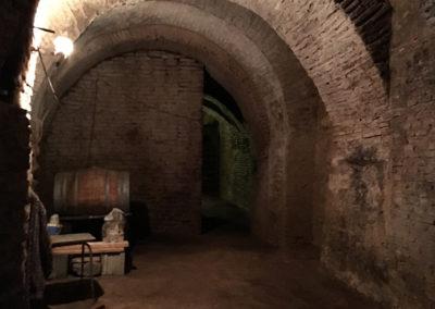 Grajal bodega subterranea cueva