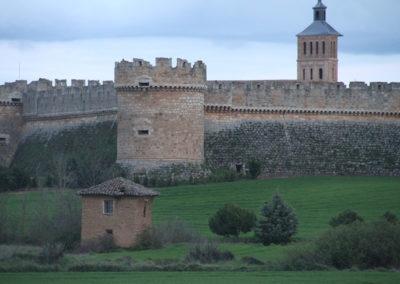 Grajal castillo tierra de campos