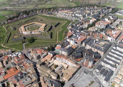 Jaca Ciudadela - Citadel view