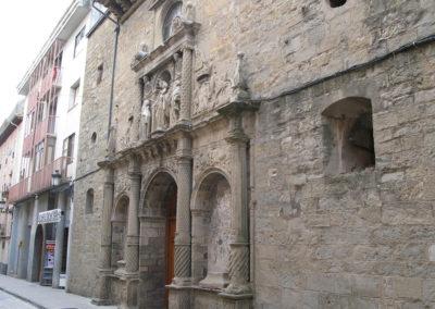 Jaca Iglesia Nuestra Señora del Carmen-Church