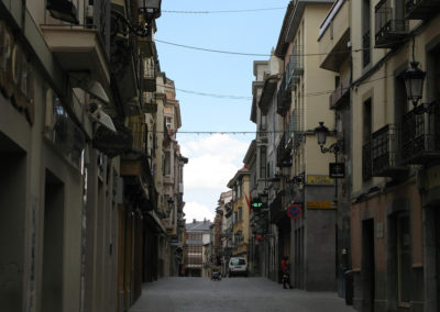 Jaca calle Mayor-Mayor street (2)