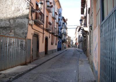 Jaca calle-street Bellido (2)