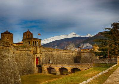 Jaca ciudadela-citadel