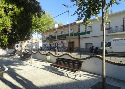 Proyecto Pueblo de Toledo Concurso