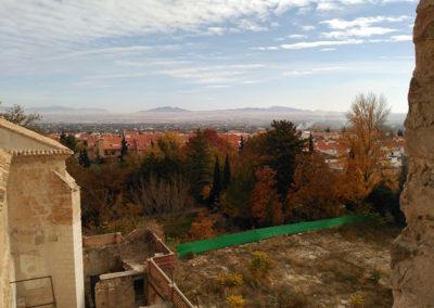 Recuperación de las huertas del monasterio