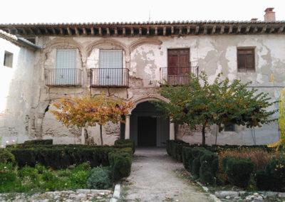Restauración del palacio de los Enriquez