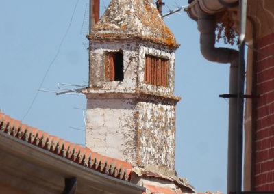 Trujillo chimenea tradicional