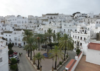 Views of Vejer de la frontera