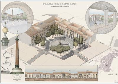 Jaca_Plaza_de_Santiago_1