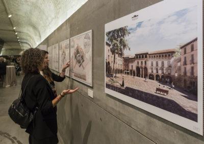 Exposición Concurso de Arquitectura Richard H. Driehaus