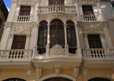 Alzira fachada