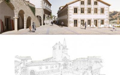 Elegidos los proyectos arquitectónicos para las localidades de Béjar y Olite