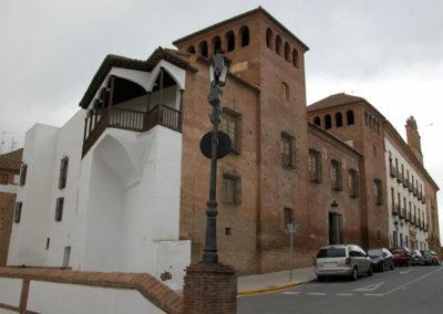 Guadix - Palacio de Peñaflor. Antiguo seminario e iglesia Sta. Mª de las Lágrimas
