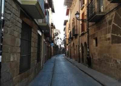 Olite- Rúa Mayor