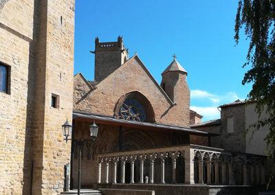 Olite - Santa María la Real