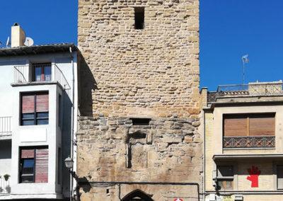 Olite - Torre del Chapitel
