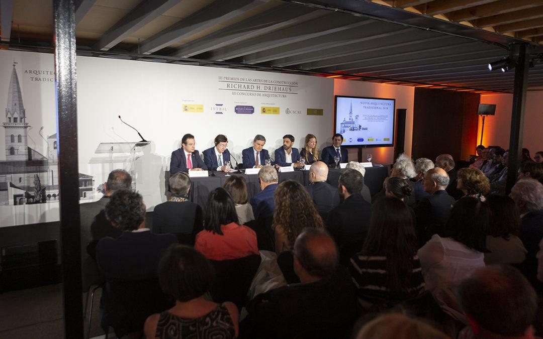 Ceremonia de Entrega de Premios e Inauguración de la Exposición 2019