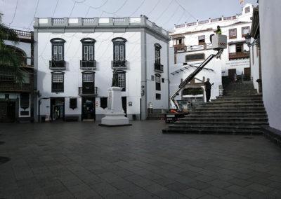 SC Palma plaza