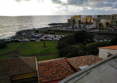 SCP Plaza de San Fernando y el barranco desde el castillo