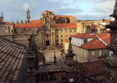Santiago Monasterio San Martiño Pinario